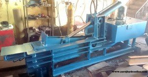 cheap baling press