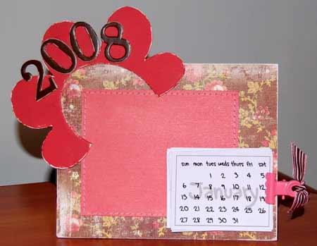 make calendar with photo - Ukransoochi