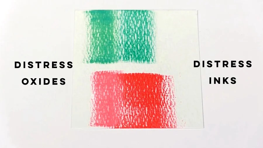 Everything You Need to Know About Distress Inks and Oxides
