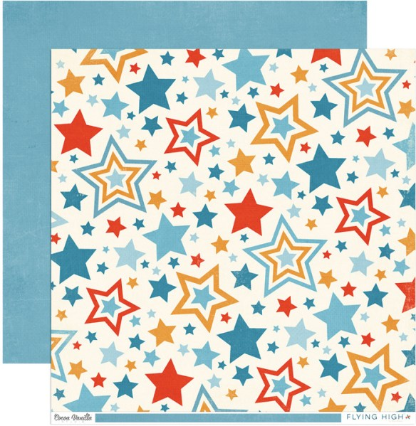 FLYING HIGH | SUPER STAR PAPER | CH-FH1004