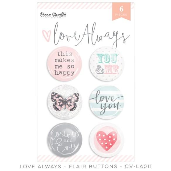 COCOA VANILLA STUDIO | LOVE ALWAYS | CV-LA011