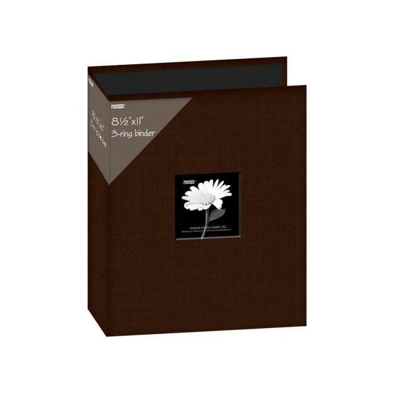 Pioneer 3-Ring Fabric Album 85\