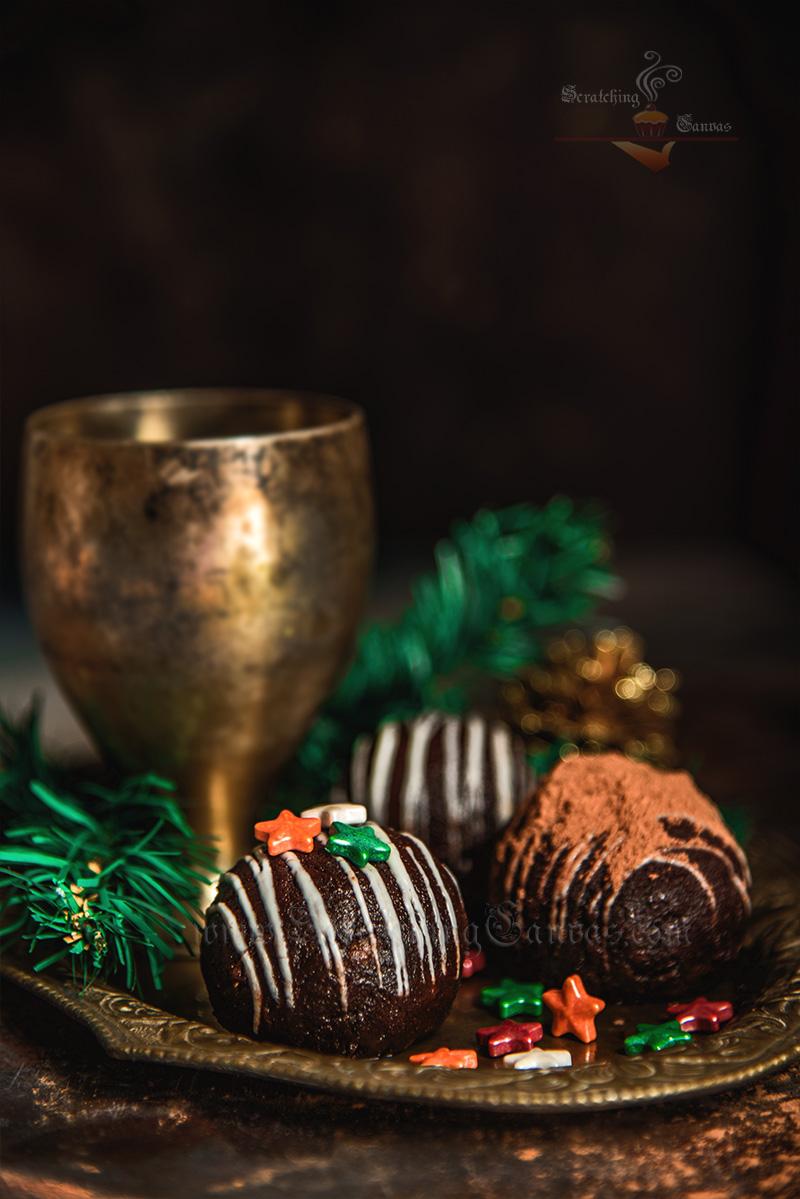 Christmas Food Photography Styling