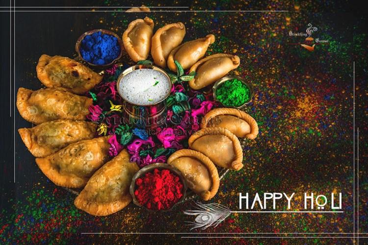 Holi Recipes | Holi Special Sweets Snacks Drinks