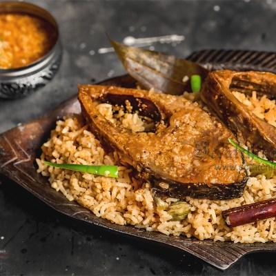 Ilish Polao | Bengali Hilsa Pulao | Bengali Fish Pilaf | Hilsa Polau