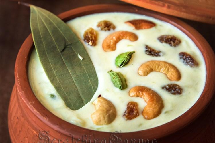 Mishti Alur Payesh | Ranga Aloo er Payesh | Sweet Potato Kheer
