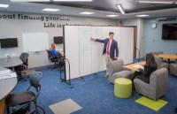 Whiteboard Wall Panels | Dry-Erase Partitions | Screenflex