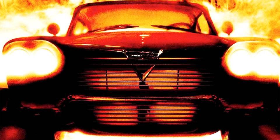 The Punisher Wallpaper Car Hidden Easter Egg From Stephen King S Christine In Ready