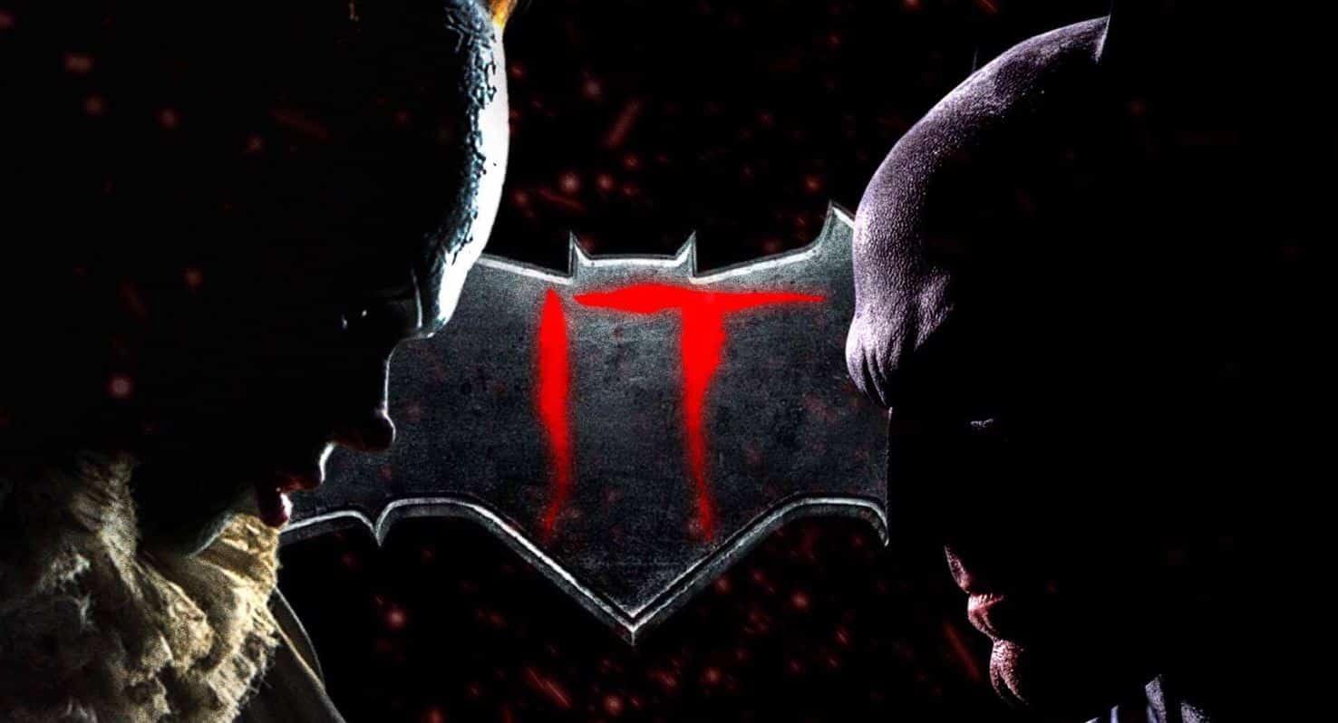 The Joker Animated Wallpaper Batman Takes On It S Pennywise In New Fan Video