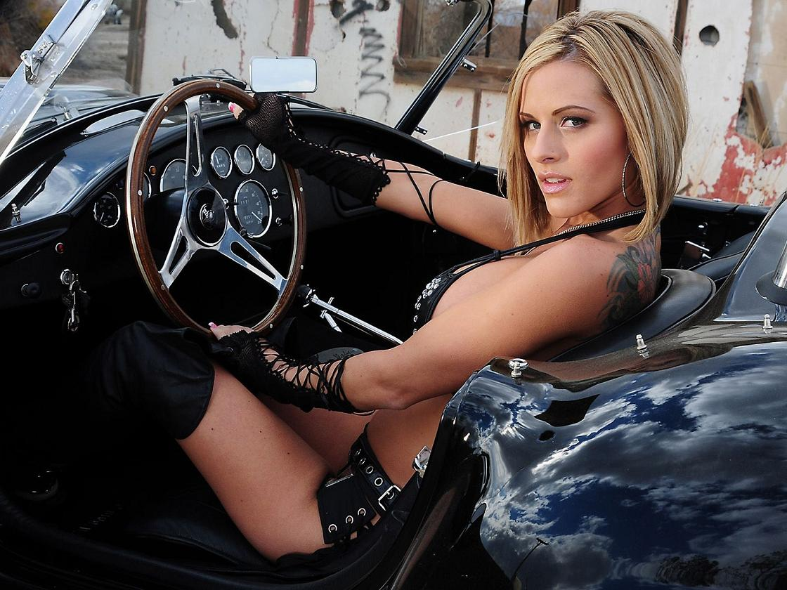 Cars Bikes And Sexy Girls Screensaver