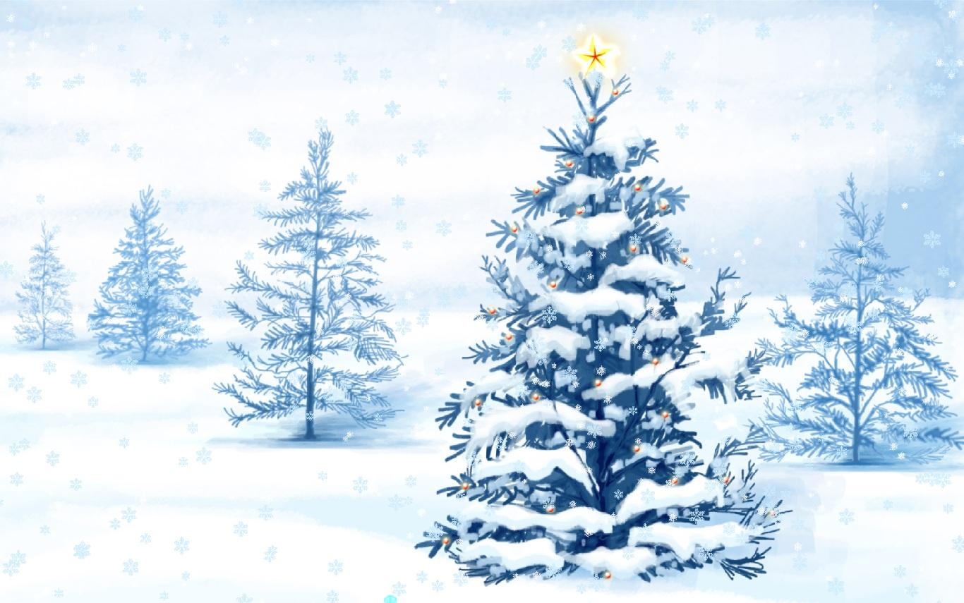 Christmas Holiday Screensaver
