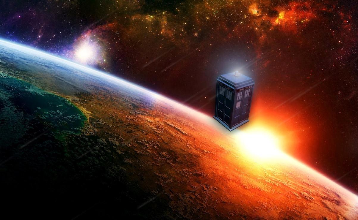 Doctor Who Screensaver