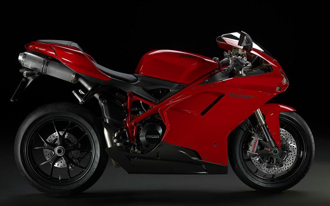 Ducati Motorcycle Screensaver