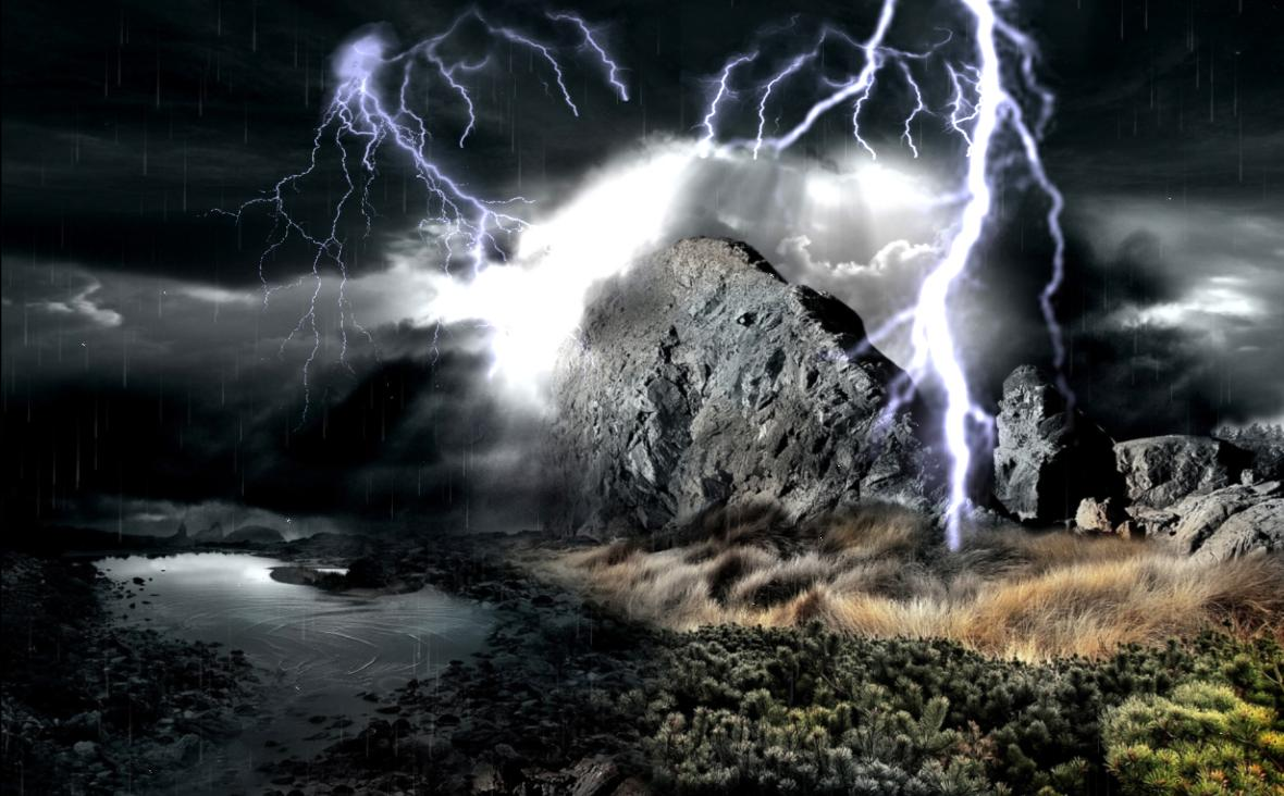 Animated 3d Wallpapers For Windows 7 Free Download Fantastic Thunderstorm V2 Screensaver