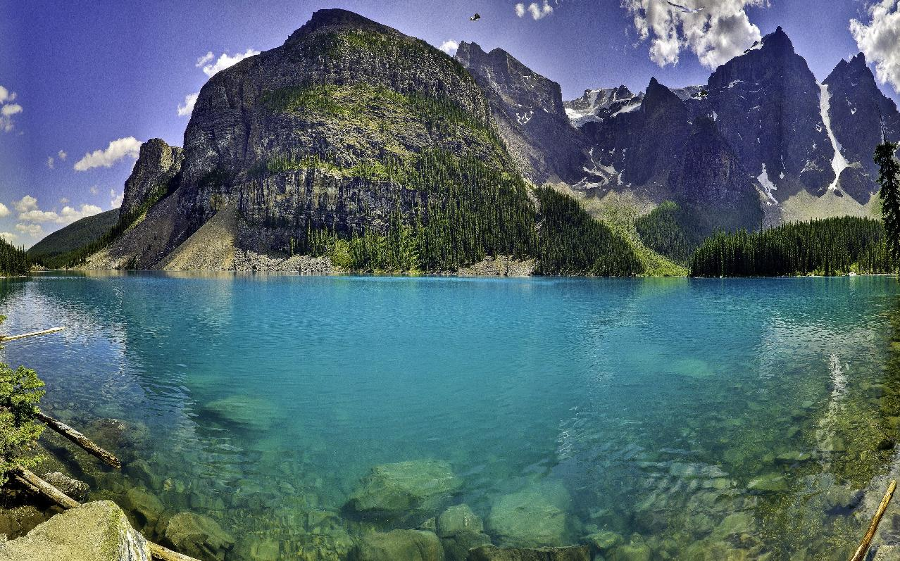 Love Lake Screensaver