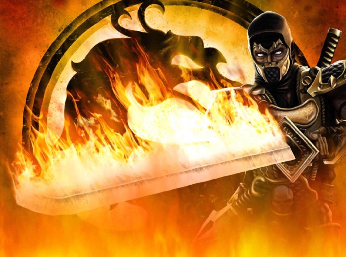 Mortal Kombat World Screensaver