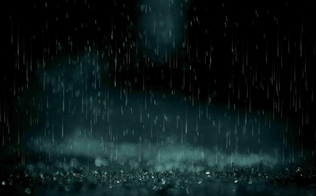 Rain Screensaver Rain