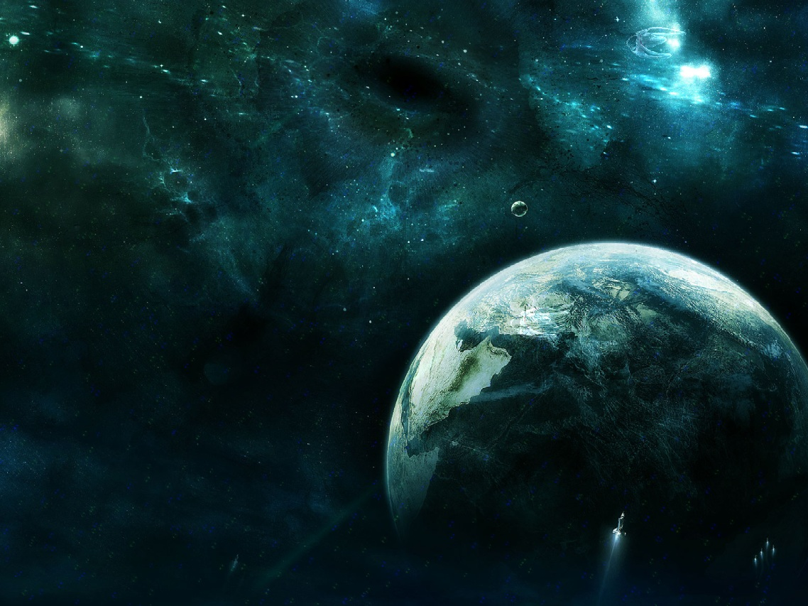 Space Travel Screensaver
