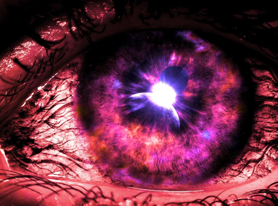 The Eye Screensaver
