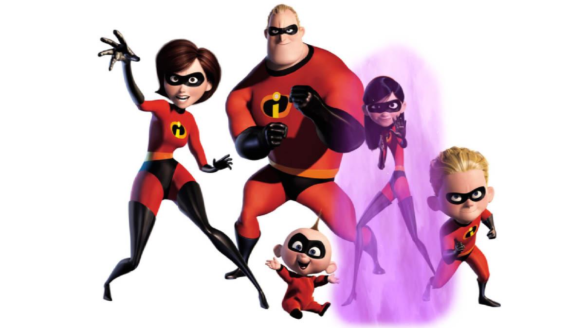 The Incredibles Screensaver