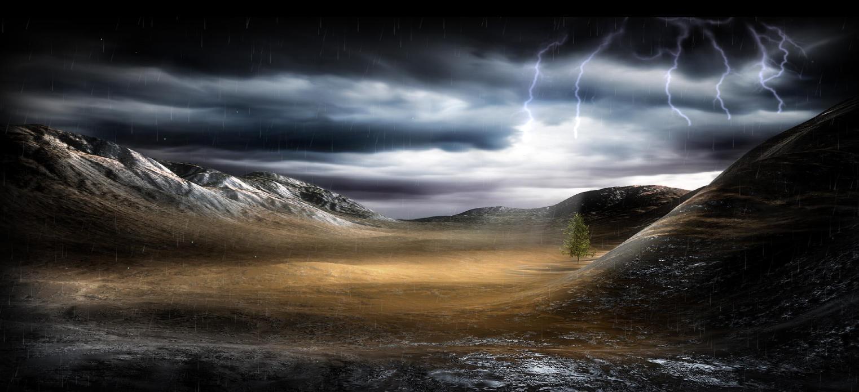 ThunderStorm Screensaver