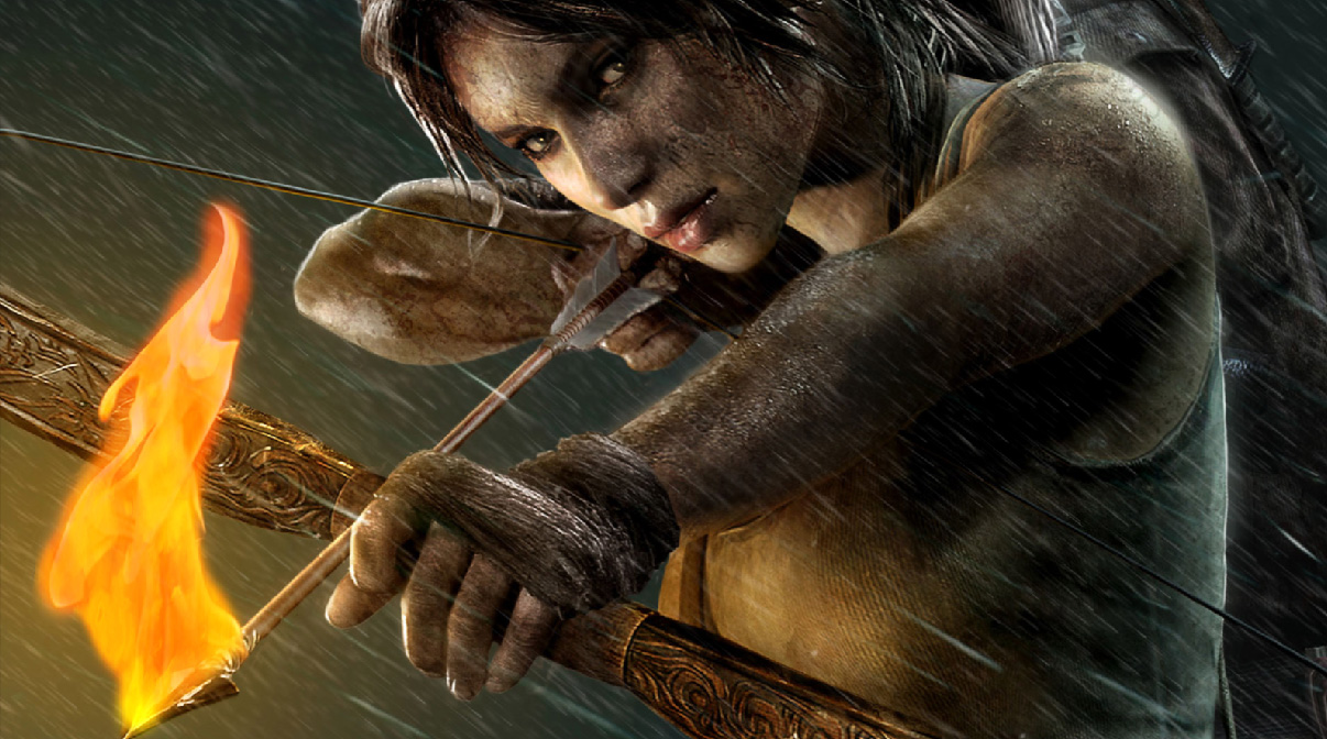 Tomb Raider Screensaver