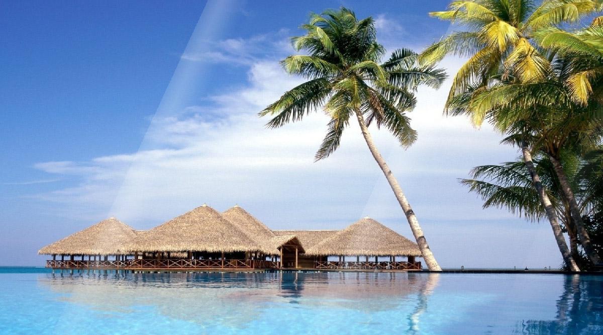 Tropical Resort Screensaver