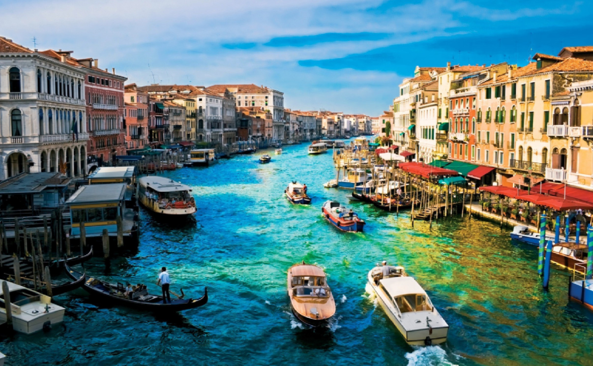 Venice Screensaver