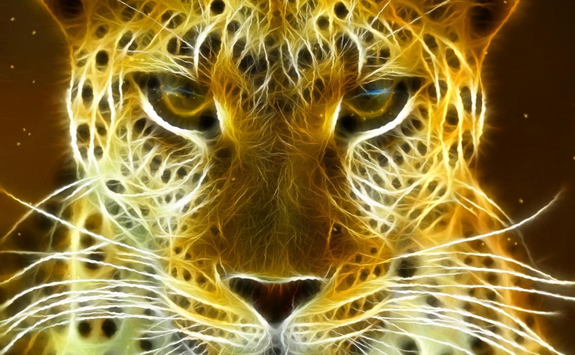 Wild Felines Screensaver