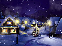 Cute Wallpapers For Dell Laptop Christmas Snow Screensaver For Windows Screensavers Planet