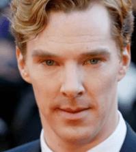 Benedict Cumberbatch (Sherlock, Star Trek, The Simpsons)