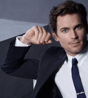 Matt Bomer as Neal Caffrey on White Collar (Photo © USA Network - All Rights Reserved)