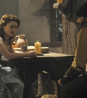 Emilie de Ravin as Belle. Image © ABC Televison Network