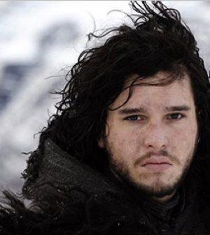 Kit Harrington as Jon Snow. Image © HBO