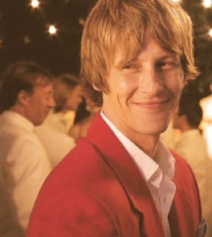 Gabriel Mann as Nolan Ross. Image © ABC Television Network
