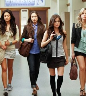 Pretty Little Liars Image copyright ABC Family