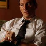 Pictured: Jason Isaacs as Britten -- Photo by: Vivian Zink/NBC