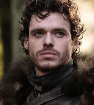 Richard Madden as Robb Stark in Game of Thrones (Image © HBO. All Rights Reserved.)