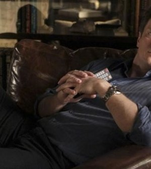 Nathan Fillion as Castle. Image courtesy and copyright ABC Television Network.