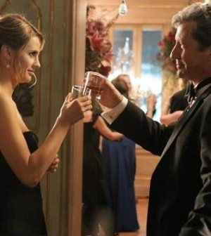 """""""Castle"""" episode 4.20 'The Limey' Photo by Karen Neal © ABC. All Rights Reserved."""