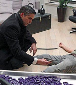 Jim Caviezel as John Reese in Person of Interest.Photo: Giovanni Rufino/CBS. ©2012 CBS Broadcasting Inc.
