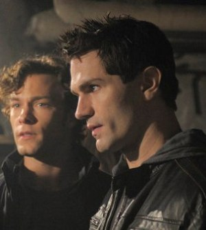 """BEING HUMAN -- """"I've Got You Under Your Skin"""" ©NBCUniversal Inc. (Photo by: Philippe Bosse /Syfy)"""