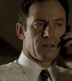Jason Isaacs as Britten in AWAKE (Image © NBC)