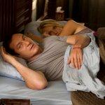 Jason Isaacs as Britten, Laura Allen as Hannah Britten -- Photo by: Justin Lubin/NBC