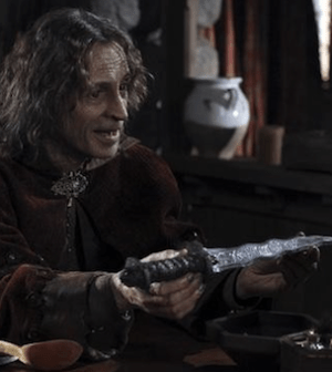 Robert Carlyle as Mr. Gold on Once Upon a Time (Image © ABC)