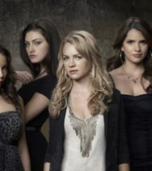 The Secret Circle. Image © The CW Network. All rights reserved.