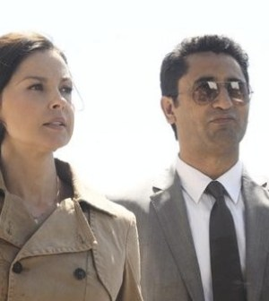 Ashley Judd and Cliff Curtis in Missing. Photo by Rory Flynn. Image © ABC Television Network.