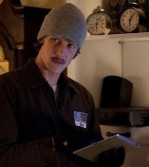 Gabriel Mann as Nolan Ross. Image © ABC/Colleen Hayes