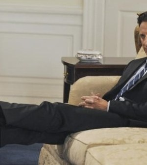 Pictured: Tony Goldwin as President Fitzgerald Grant.© ABC/ERIC MCCANDLESS
