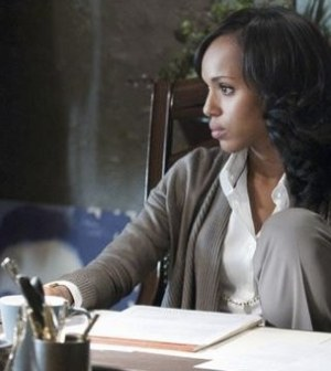 Kerry Washington in ABC's Secrets. Photo by Colleen Hayes/ © ABC